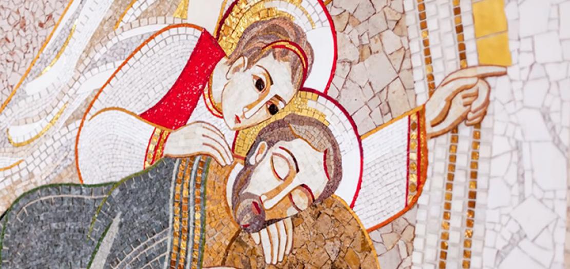القديس يوسف والمكرسين والكهنة