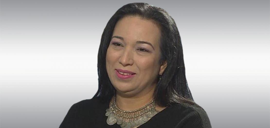 شاعرة وكاتبة وأستاذة علم الاجتماع في الجامعة التونسية