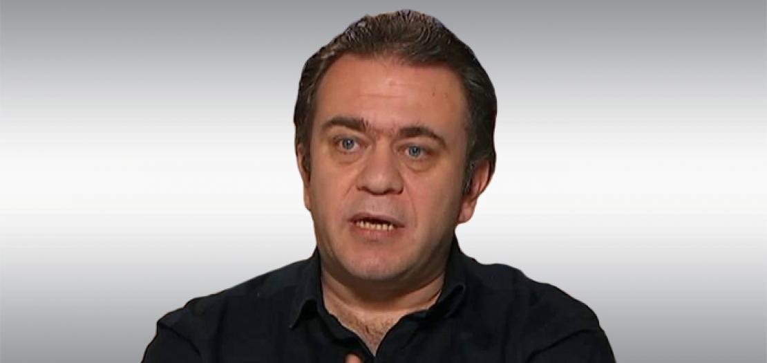 مالك العثامنة، كاتب أردني مقيم في بلجيكا