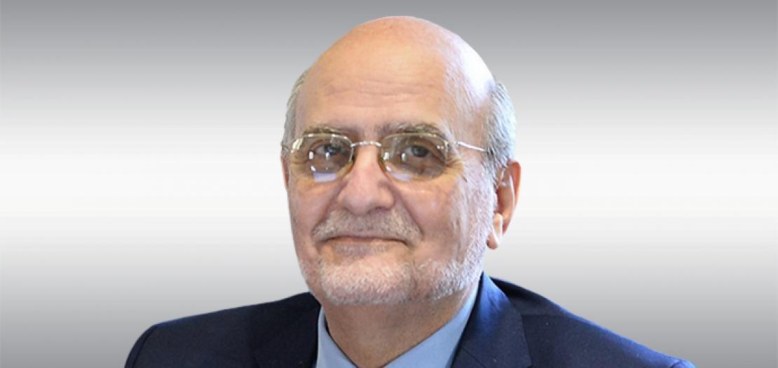 د. ميشال أ. عبس، الأمين العام لمجلس كنائس الشرق الأوسط
