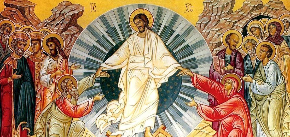 فلا تحيّيد وتقيّيد لعمل المخلّص يسوع المسيح له المجد