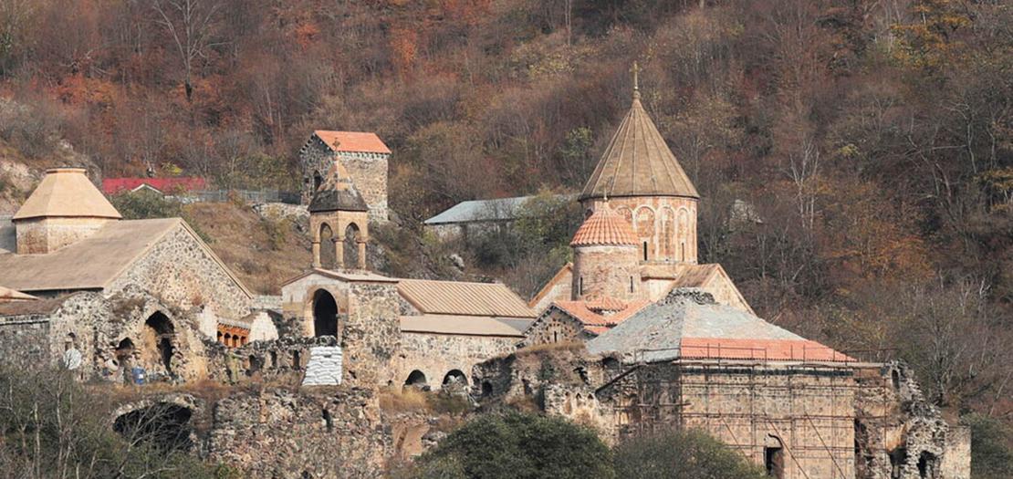 مجموعة ارمنية تطالب بتصنيف الإرث الثقافي في قره باغ تراثا عالميا