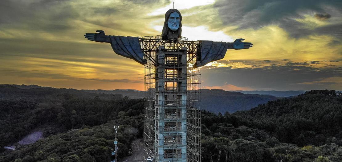 تمثال المسيح الأكبر في البرازيل