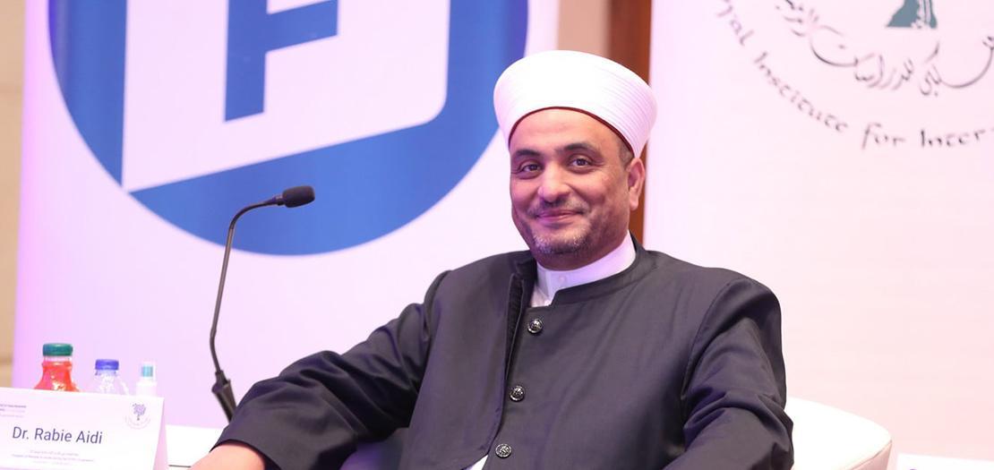 د. ربيع العايدي (تصوير: أسامة طوباسي/أبونا)
