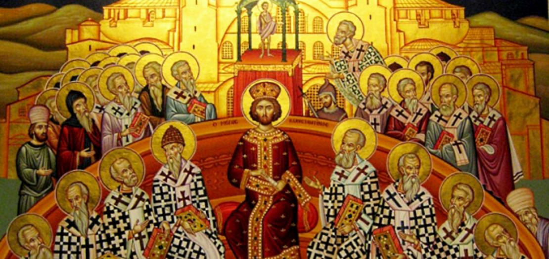 الأحد السادس المعروف بأحد الآباء القديسين (المجتمعين في نيقية)