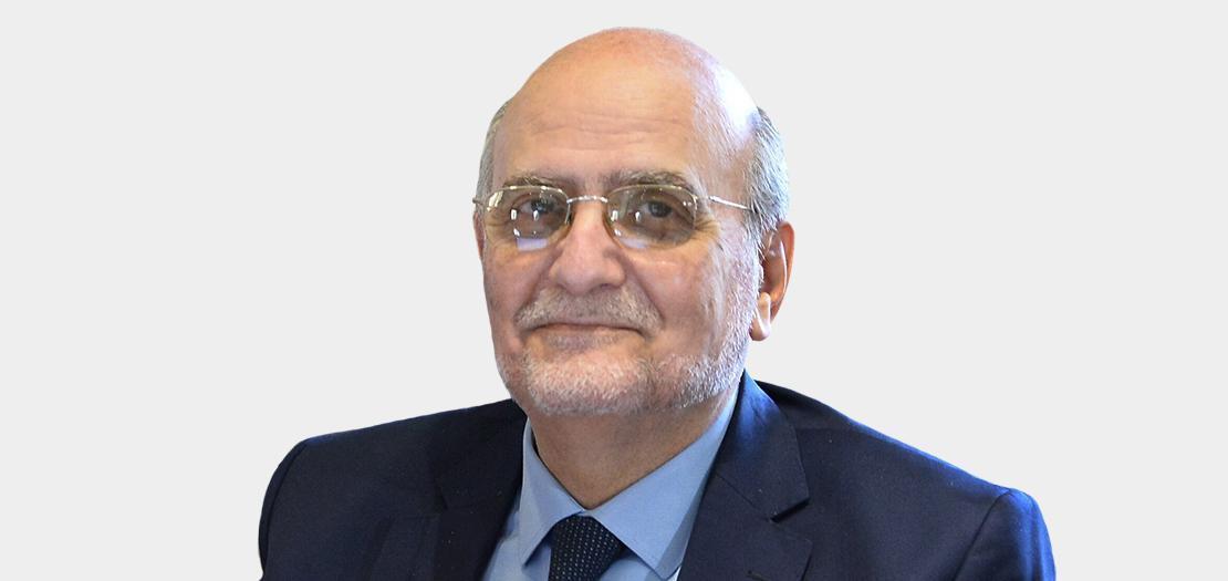 د. ميشال عبس، الأمين العام لمجلس كنائس الشرق الأوسط