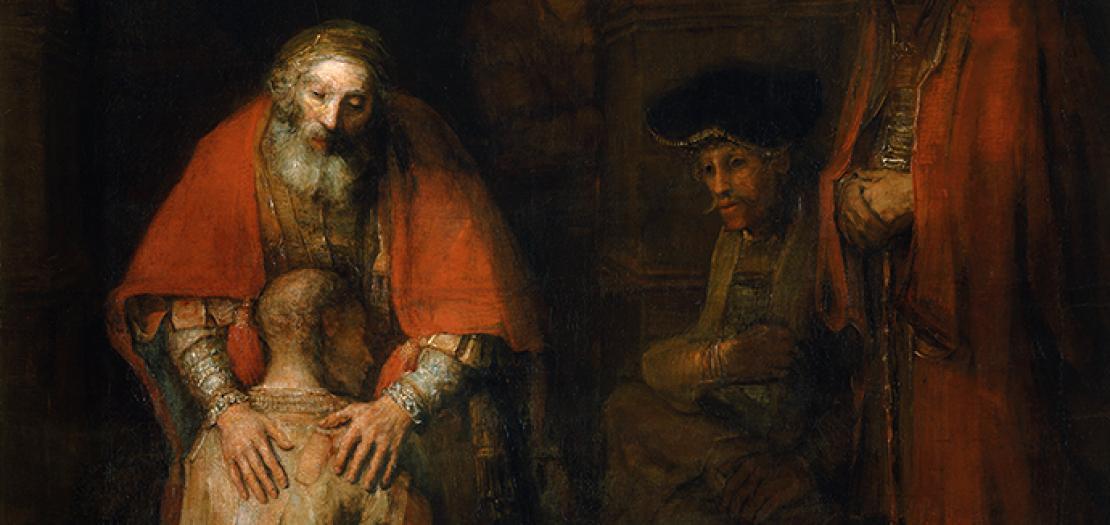 وليمة الأب .. والابنان الضالّان