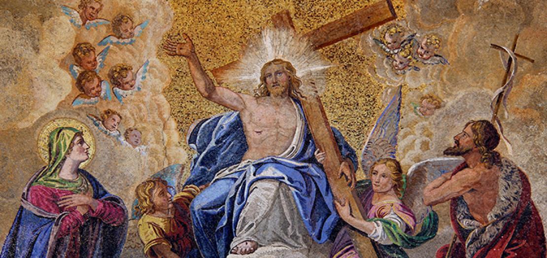 سلطة يسوع الإلهيّة